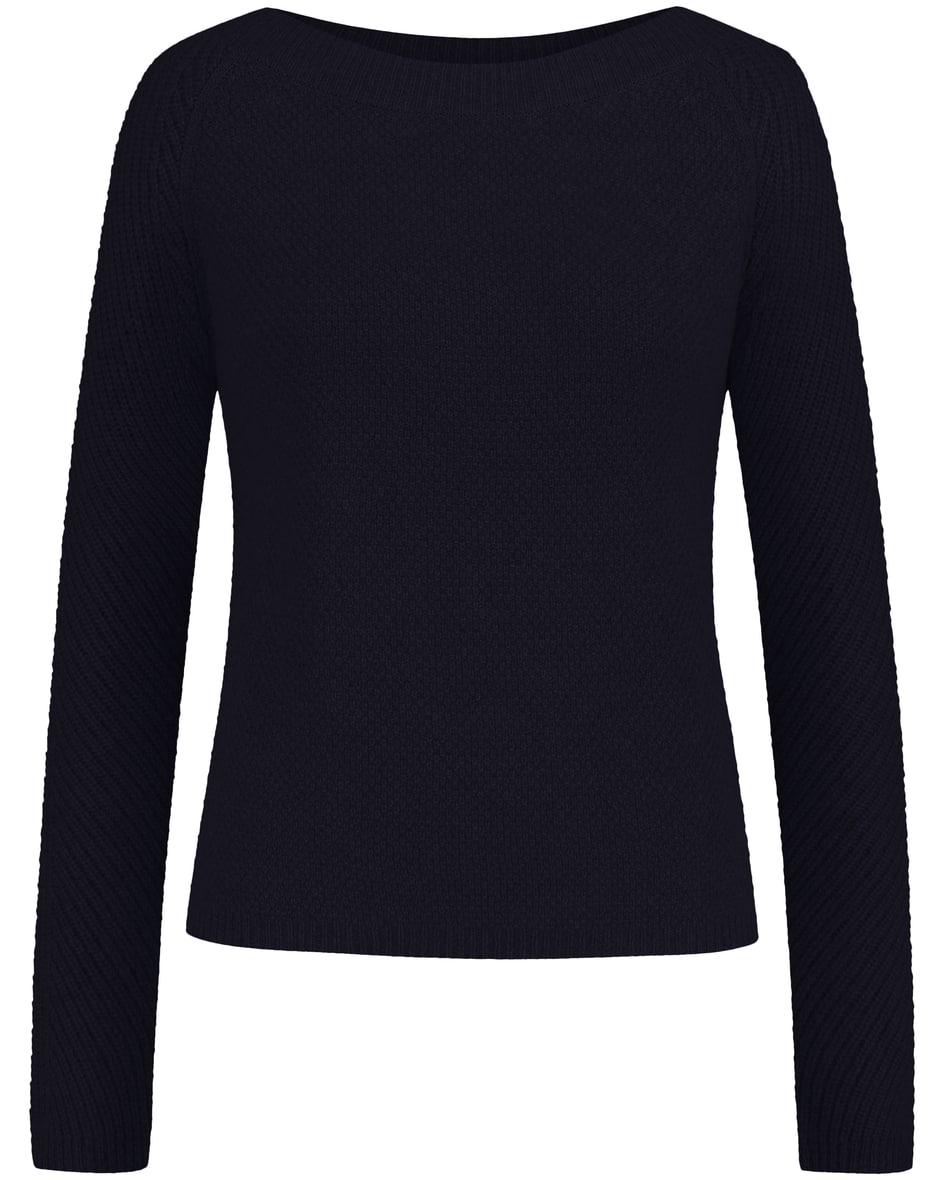 Drava Cashmere-Pullover XL