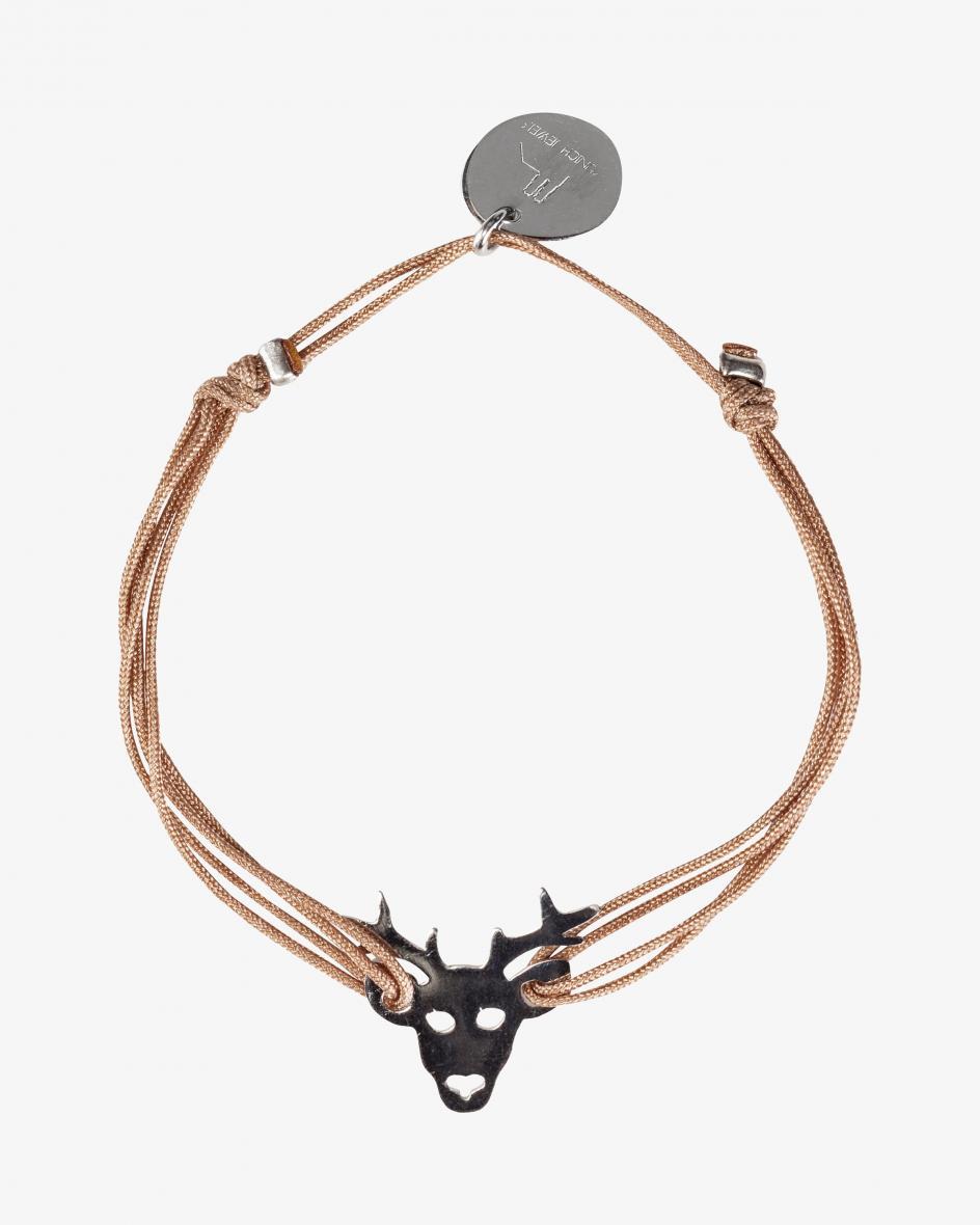 Hirsch Armband Unisize