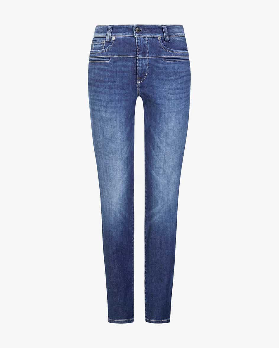 Hosen - Cambio Pearlie Jeans Mid Rise  - Onlineshop Lodenfrey