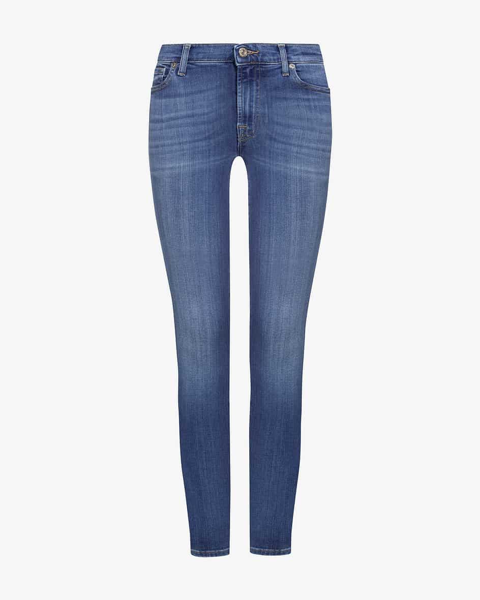 Hosen - 7 For All Mankind Jeans High Waist Super Skinny Slim Illusion  - Onlineshop Lodenfrey