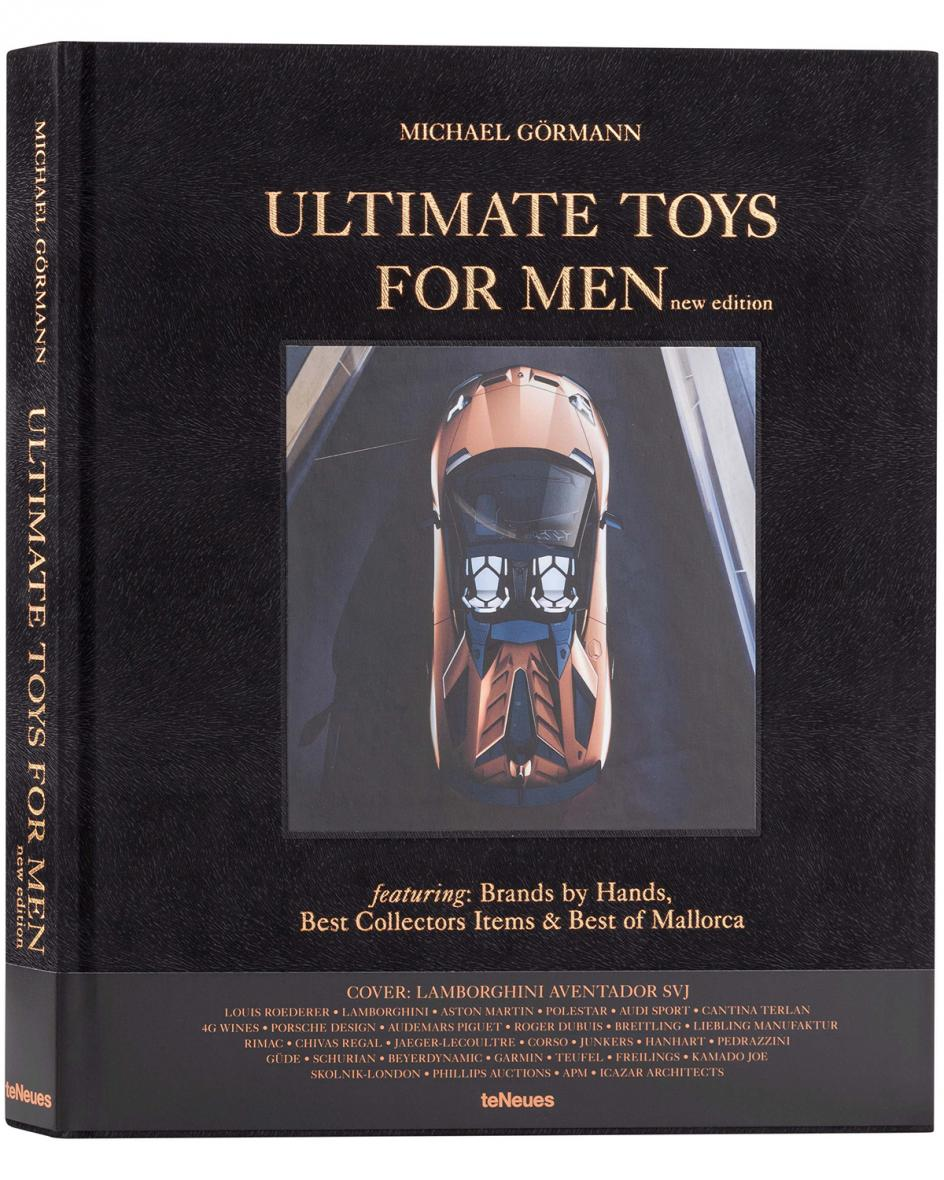 Ultimate Toys for Men Buch  Unisize