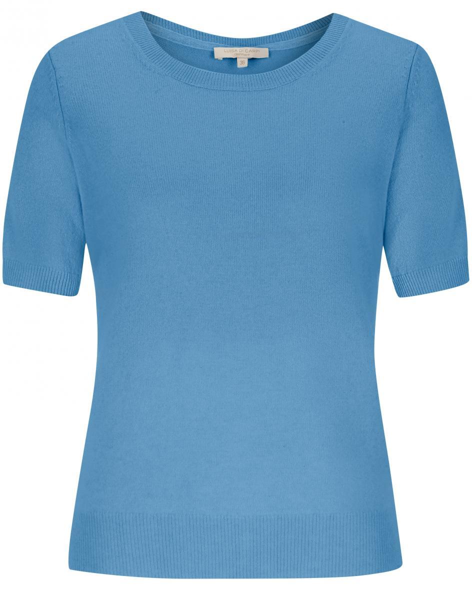 Cashmere-Strickshirt 42