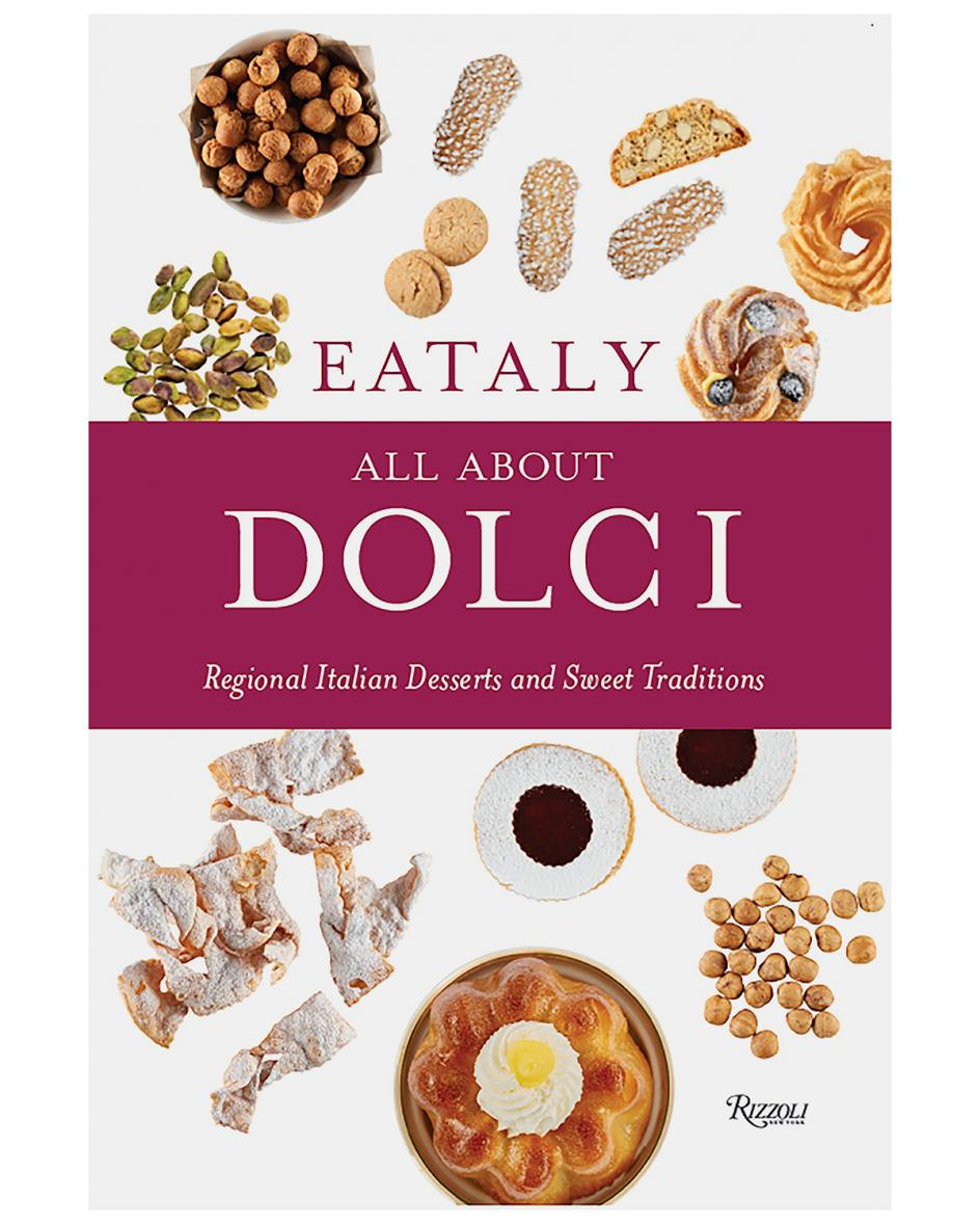 Eataly - All About Dolci Buch Unisize