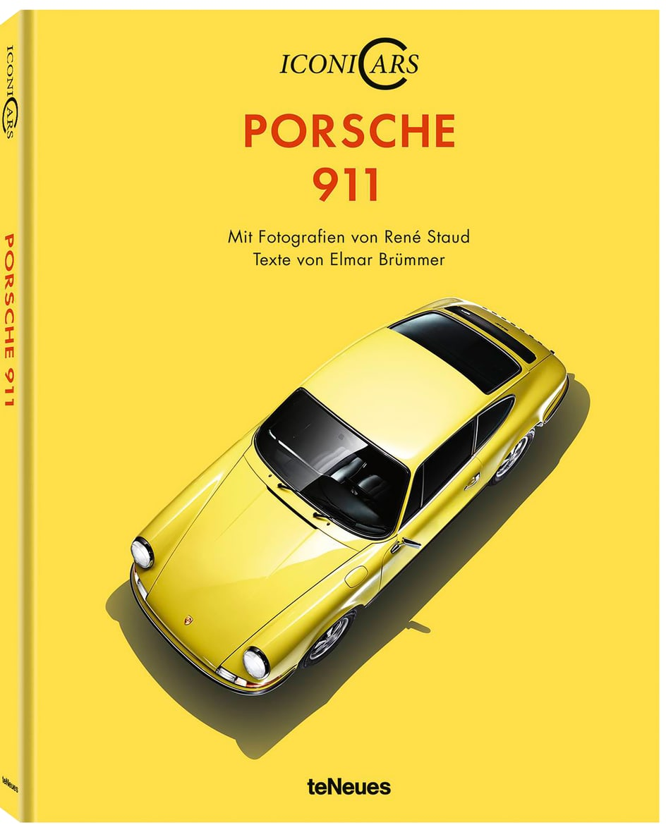 IconiCars. Porsche 911 Buch Unisize