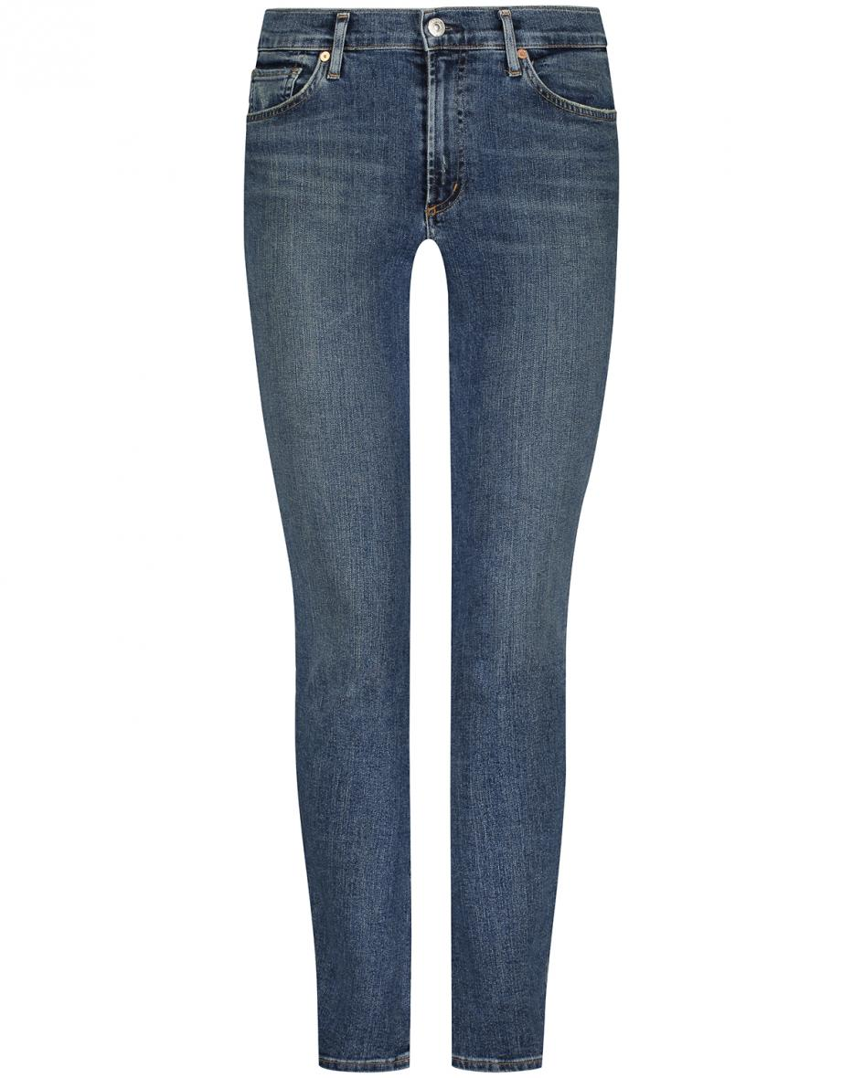 Hosen - Citizens of Humanity Skyla Jeans Mid Rise Cigarette  - Onlineshop Lodenfrey