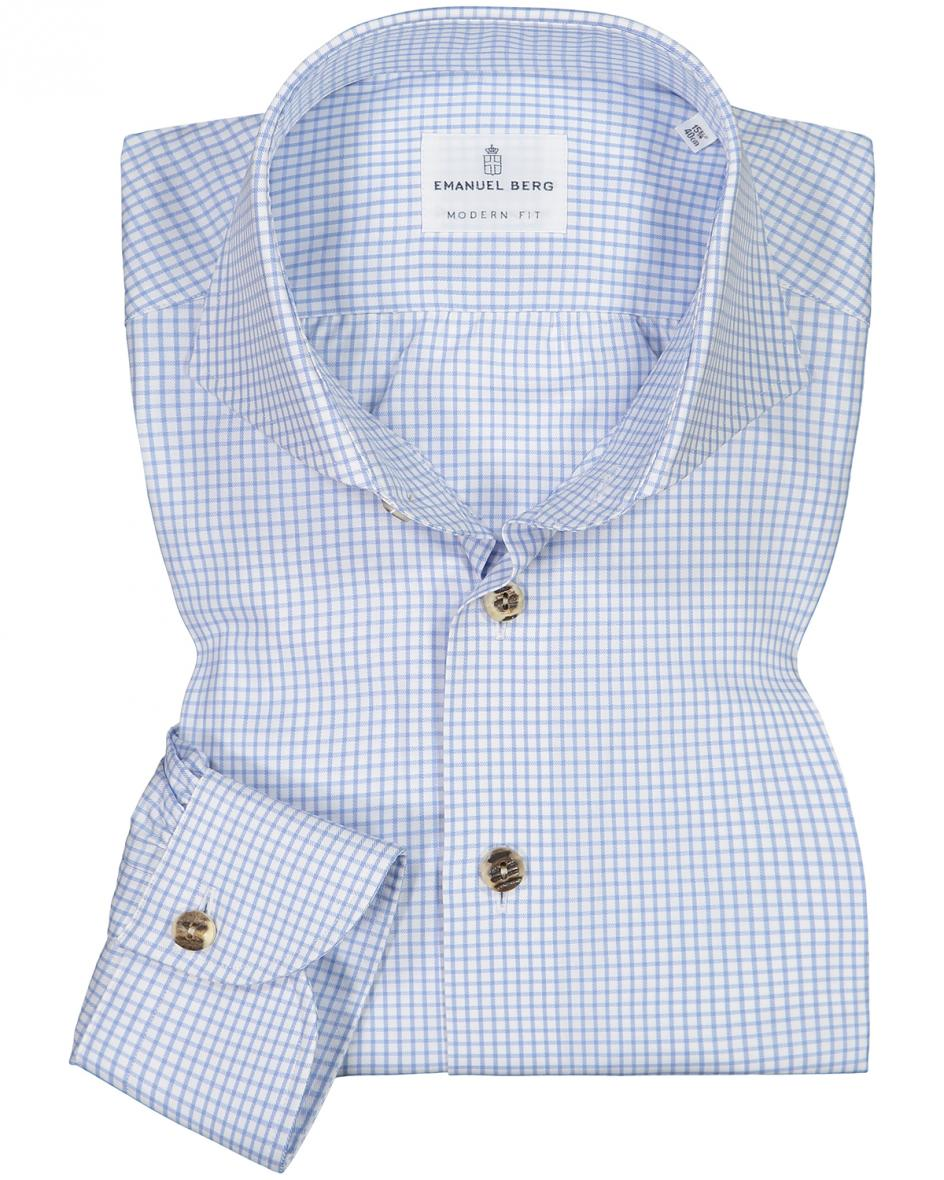 Trachtenhemd Modern Fit  41
