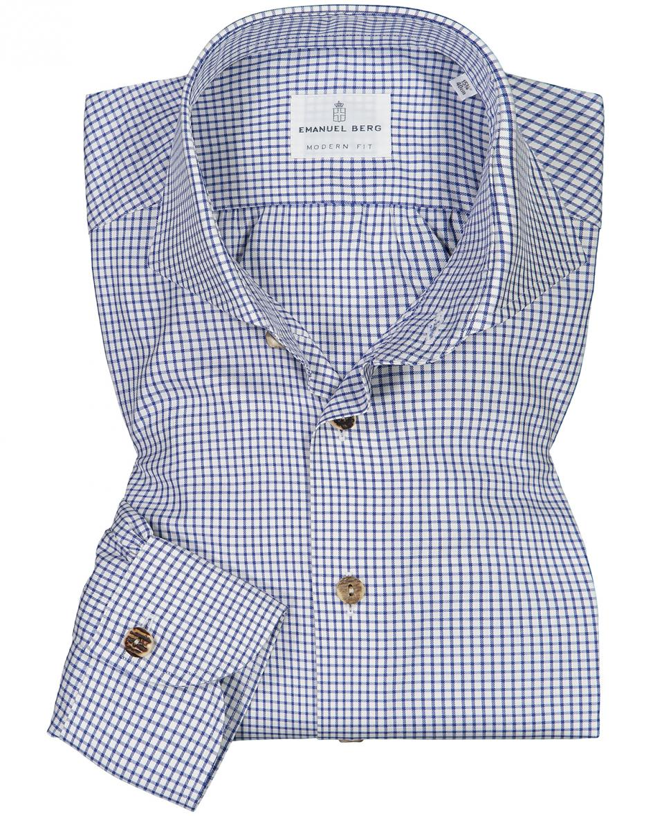 Trachtenhemd Modern Fit  38