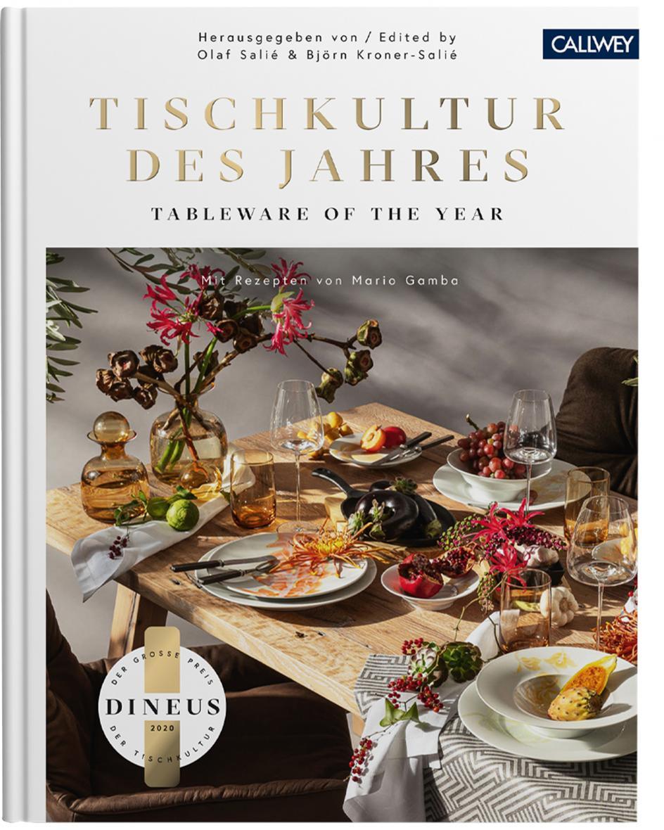 Tischkultur des Jahres Buch