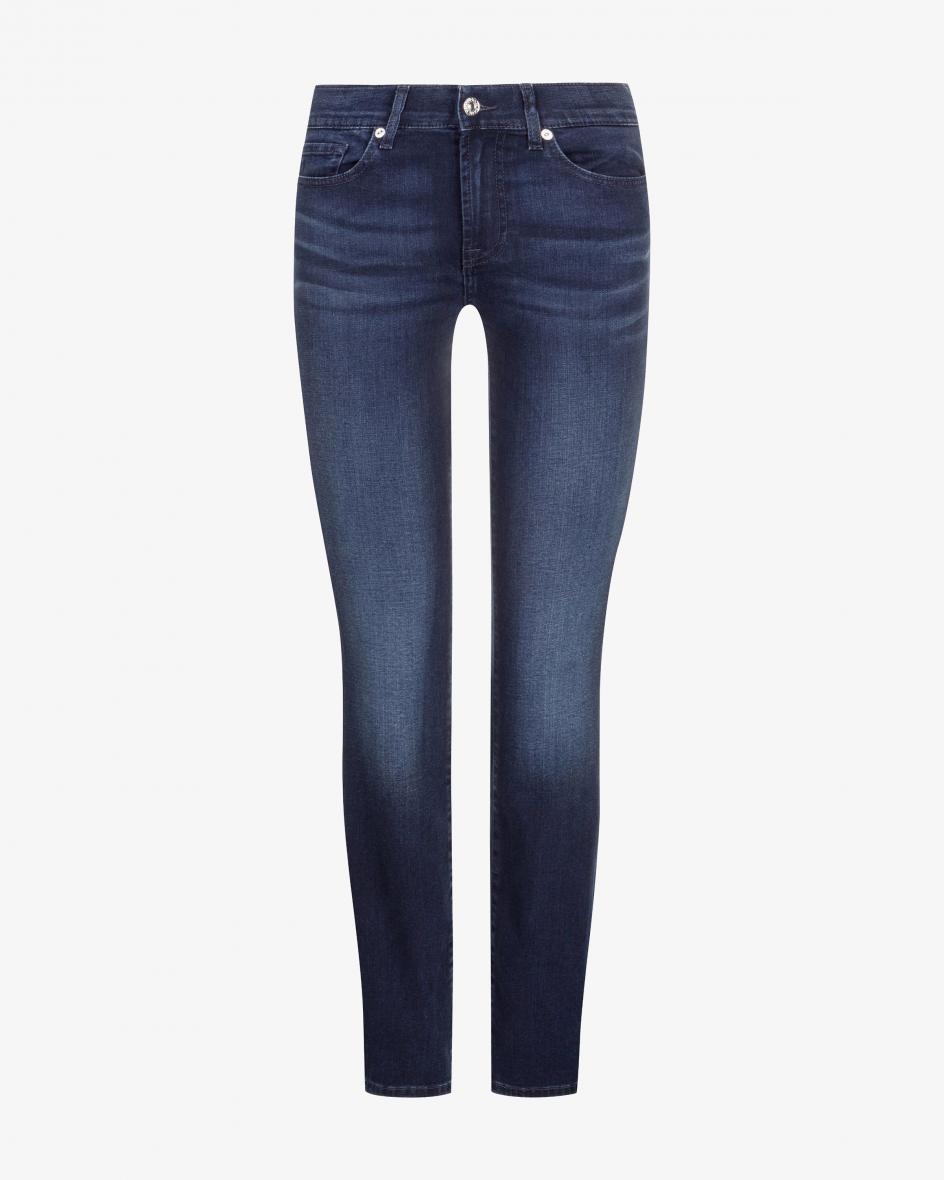 Hosen - 7 For All Mankind Roxanne Jeans Slim  - Onlineshop Lodenfrey