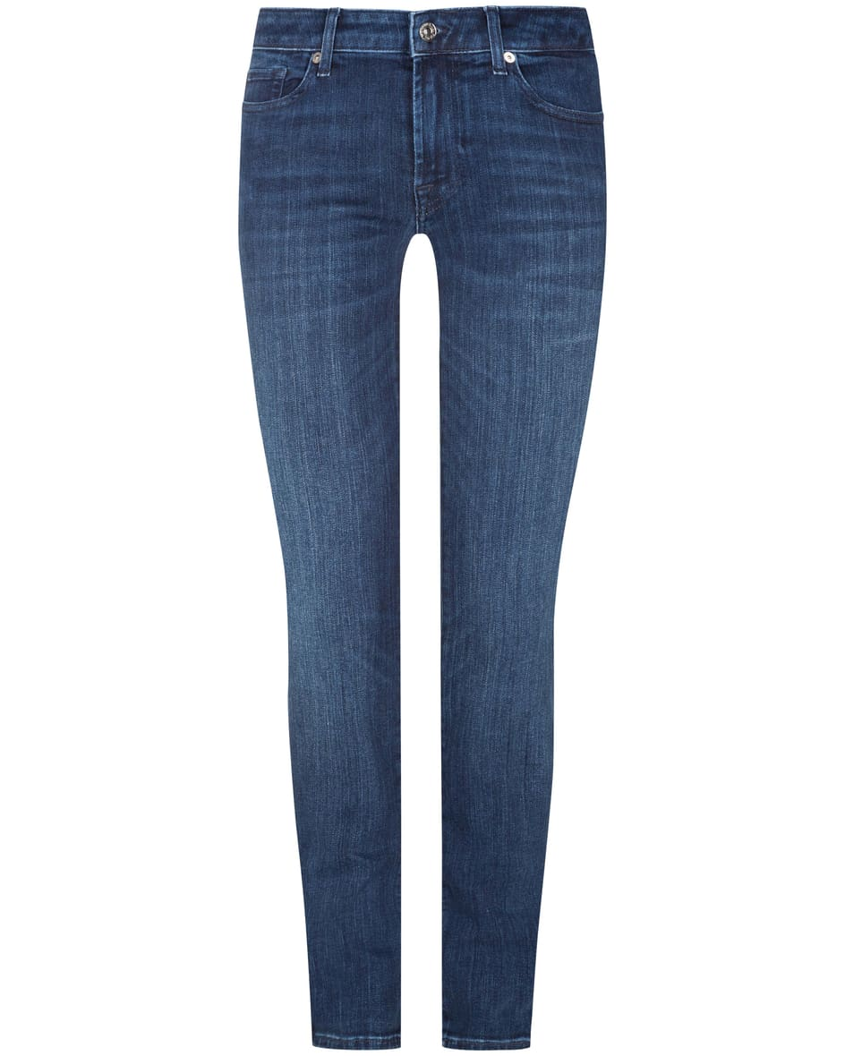Hosen - 7 For All Mankind Pyper Jeans Slim Illusion Starry  - Onlineshop Lodenfrey