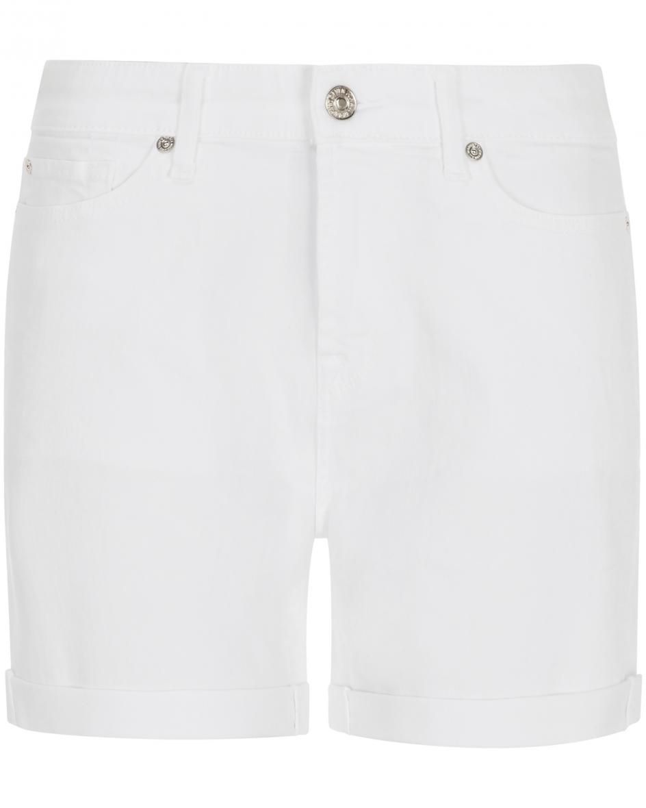 Hosen - 7 For All Mankind Boy Shorts Jeans  - Onlineshop Lodenfrey