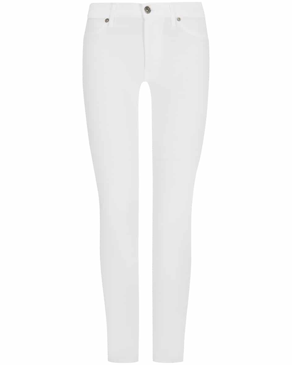 Hosen - 7 For All Mankind Skinny Crop Jeans high waist super skinny  - Onlineshop Lodenfrey
