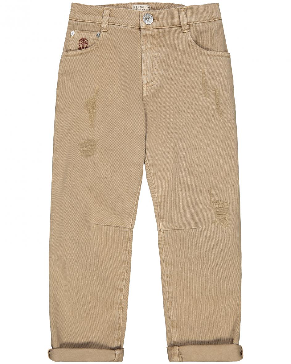 Jungen-Jeans  116