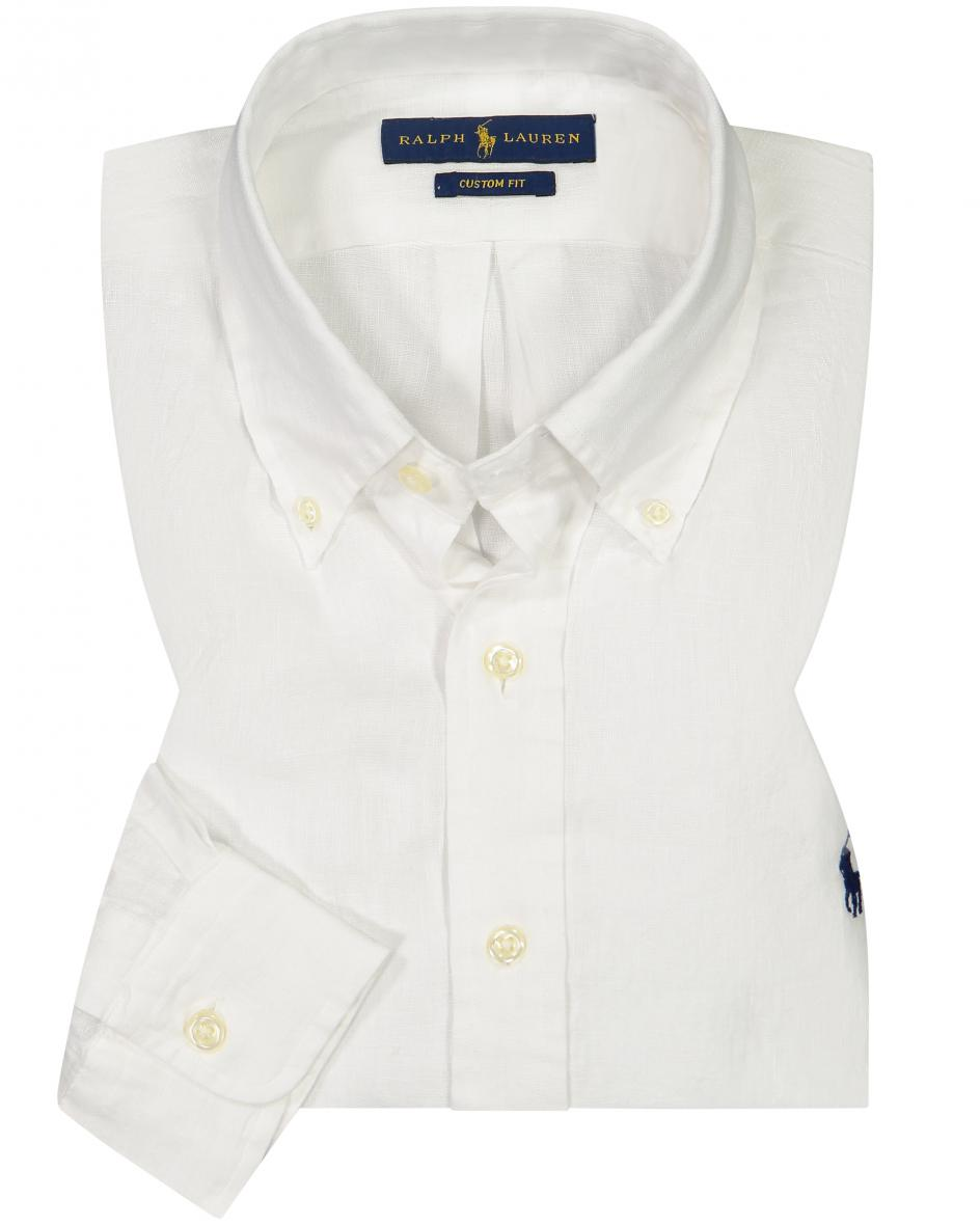 Leinenhemd Custom Fit