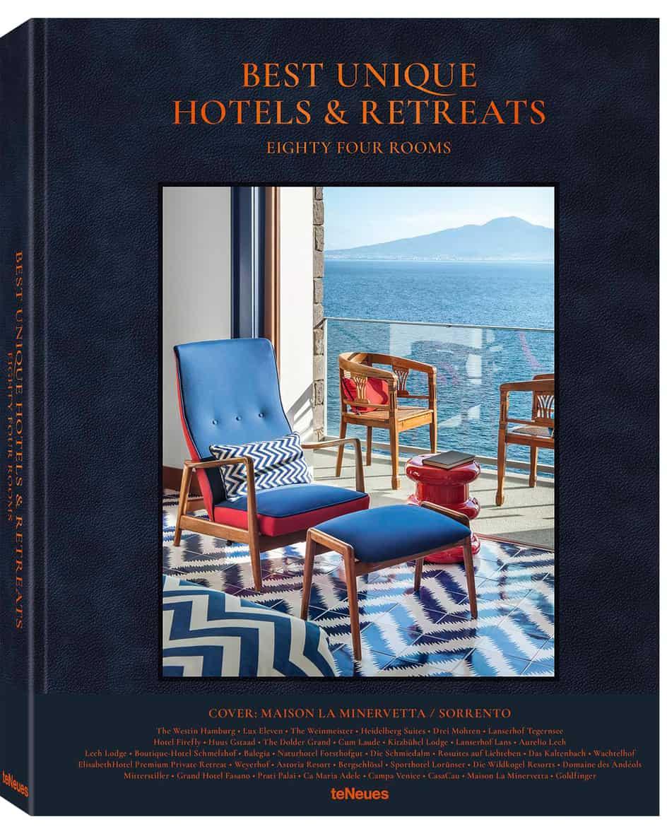 Best Unique Hotels & Retreats Buch  Unisize