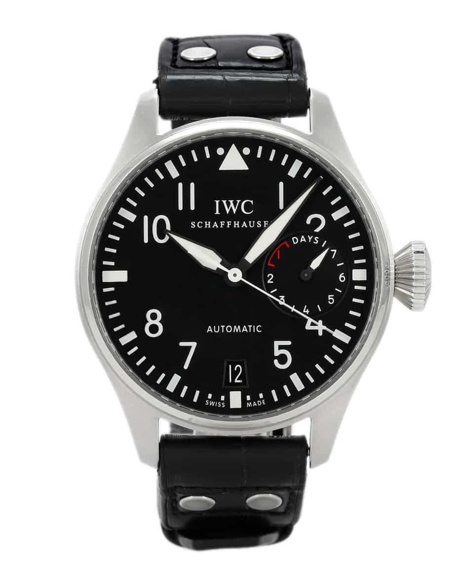IWC Big Pilot Vintage Uhr Unisize