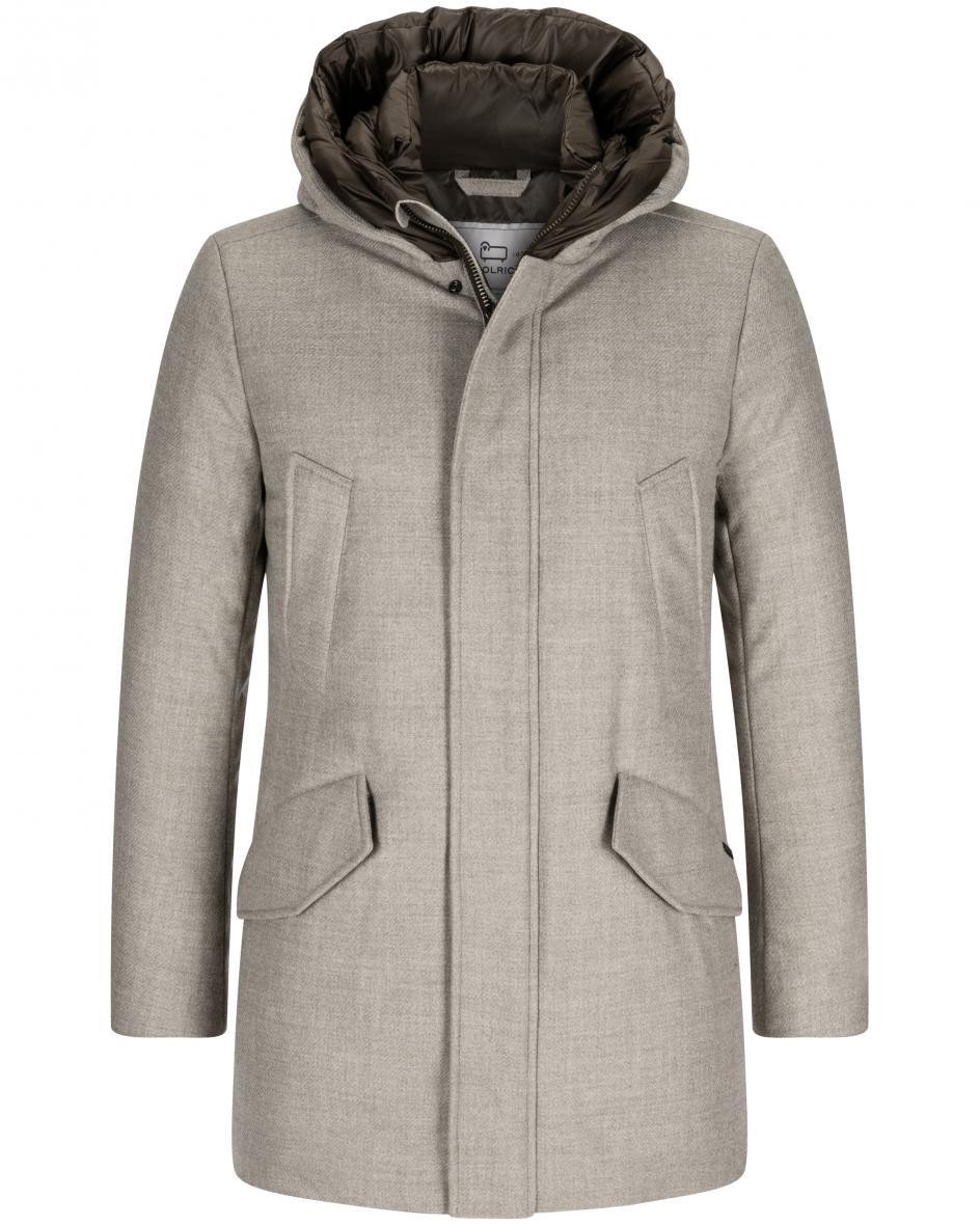 Polar Luxury Eco Wool Daunenparka M