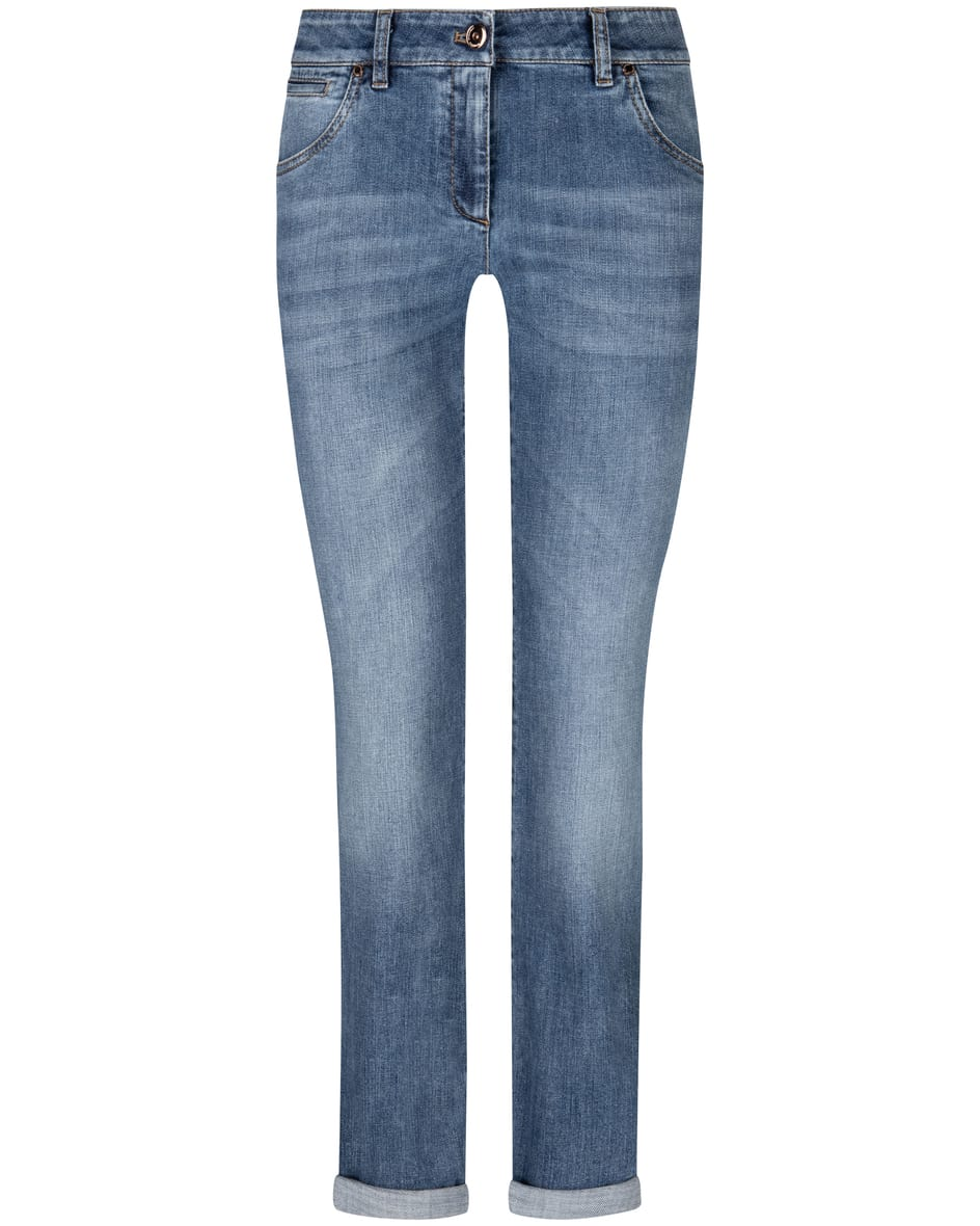Hosen - Brunello Cucinelli Jeans Skinny Fit  - Onlineshop Lodenfrey