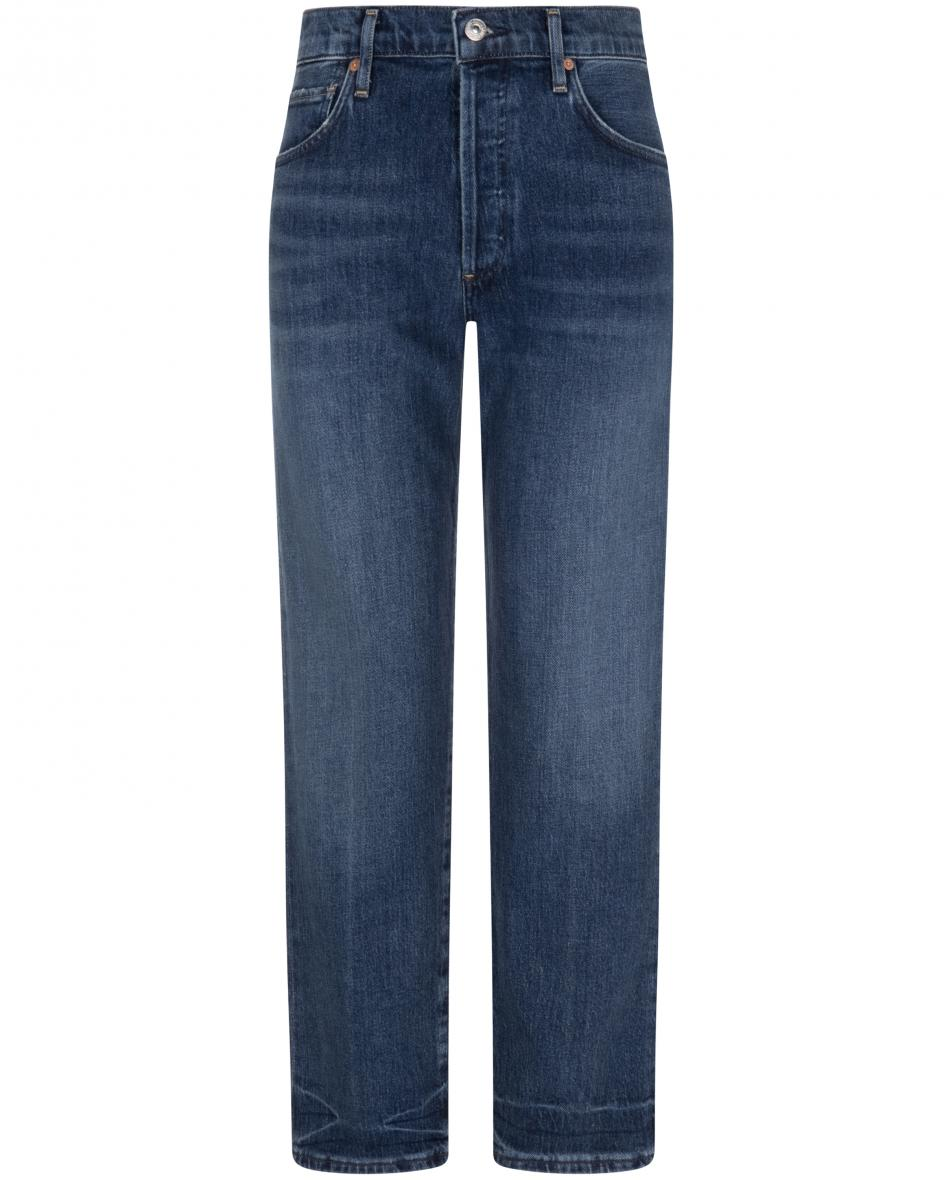 Hosen - Citizens of Humanity Emery 7–8 Jeans Relaxed Rise Straight Crop  - Onlineshop Lodenfrey