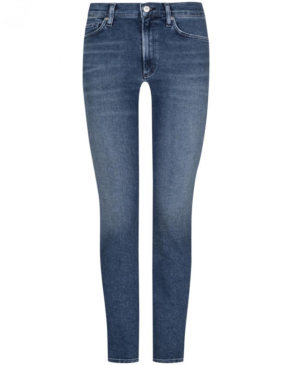 Hosen - Citizens of Humanity Olivia Jeans High Rise Slim  - Onlineshop Lodenfrey