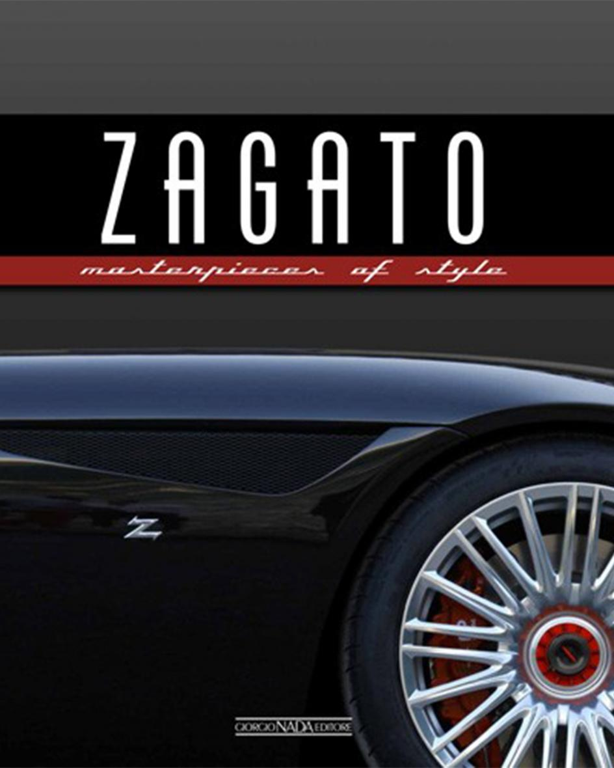 Zagato Masterpieces of Style Buch Unisize