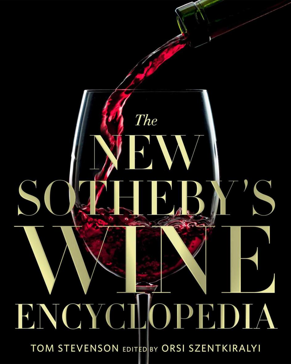 The New Sotheby's Wine Encyclopedia Buch Unisize