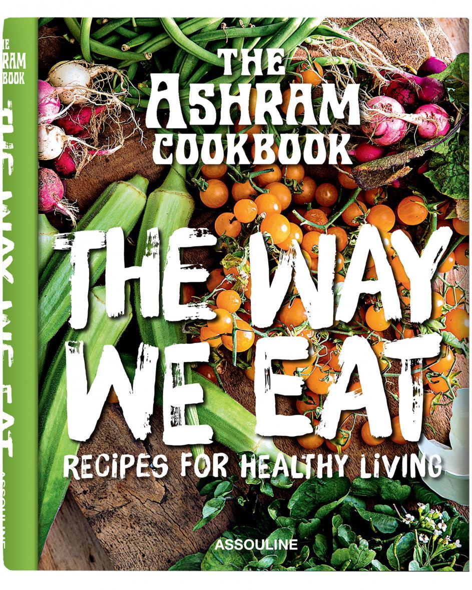 The Ashram: The Way We Eat Buch  Unisize