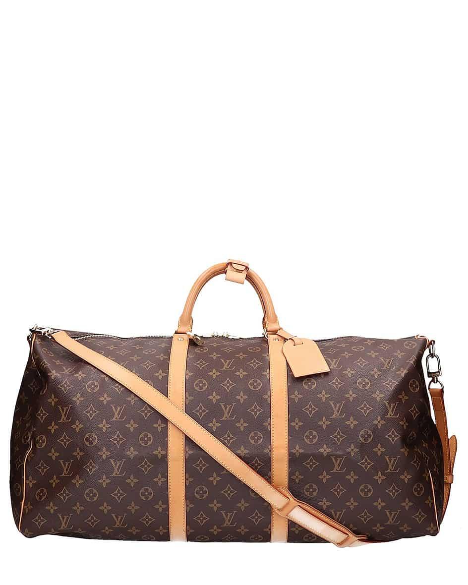 who is louis - Louis Vuitton Keepall 60 Vintage Reisetasche