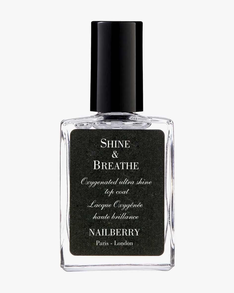Shine & Breathe Oxy Top Coat Nagellack Unisize