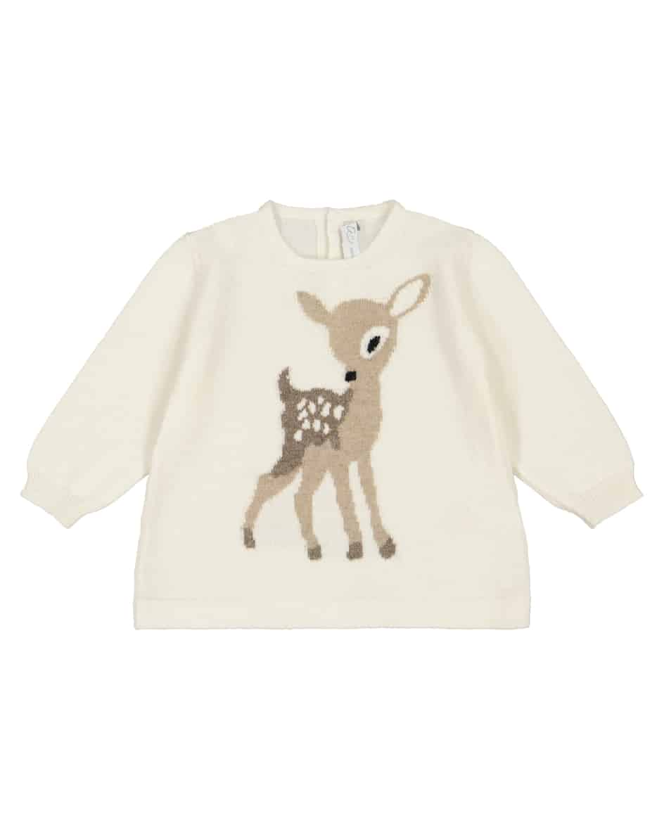 Baby-Pullover 74