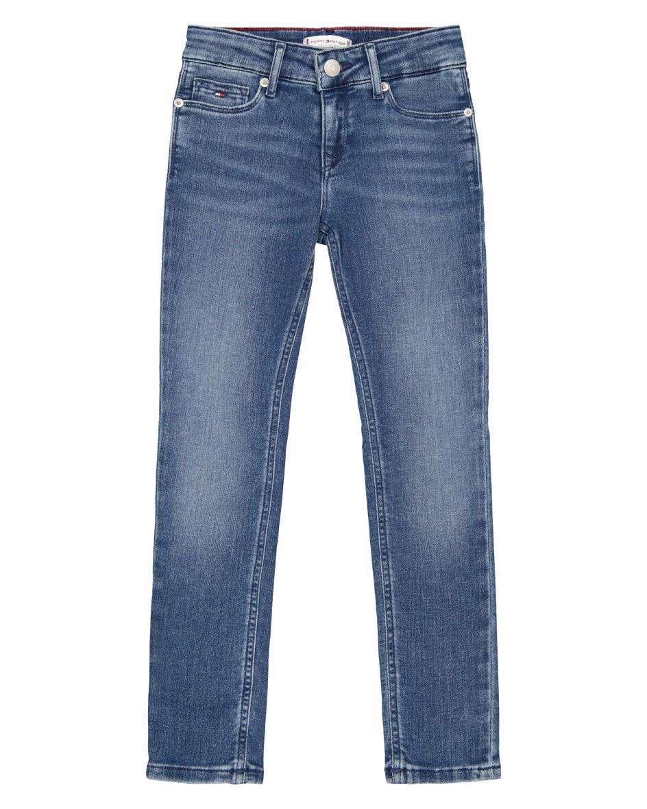 Nora Mädchen-Jeans Skinny  152