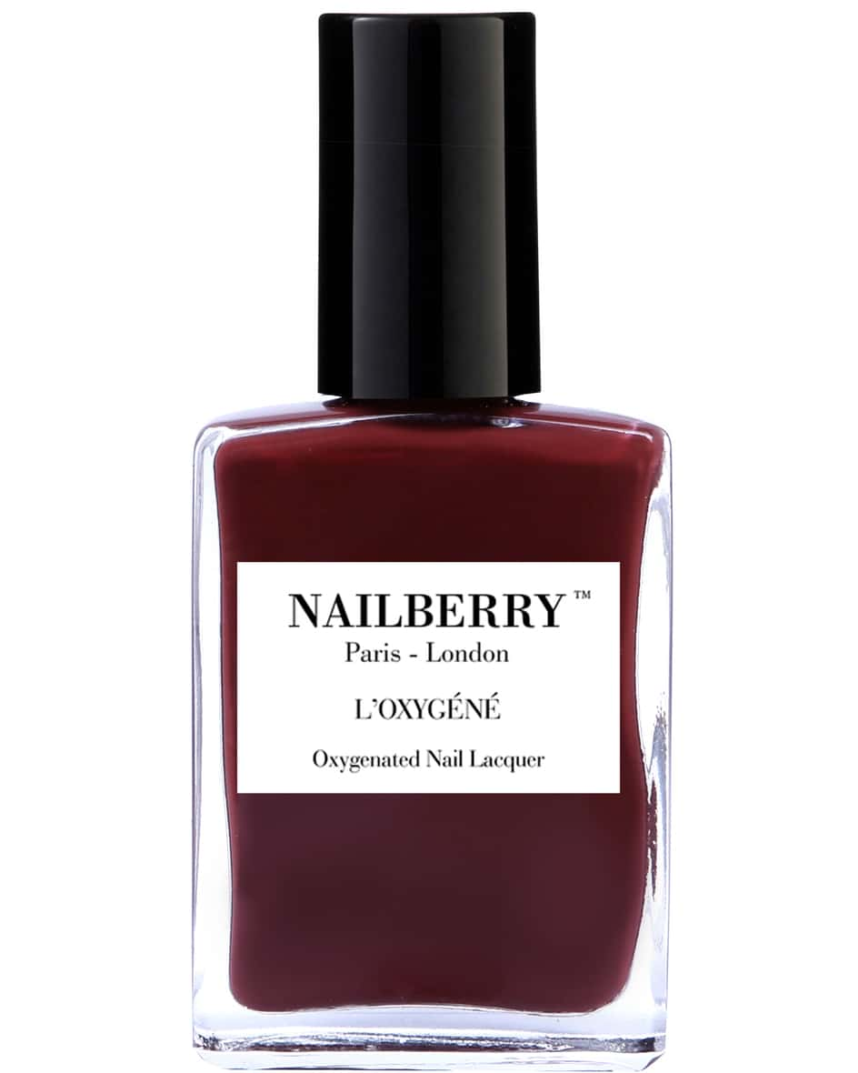 Nagellack Dial M for Maroon Unisize