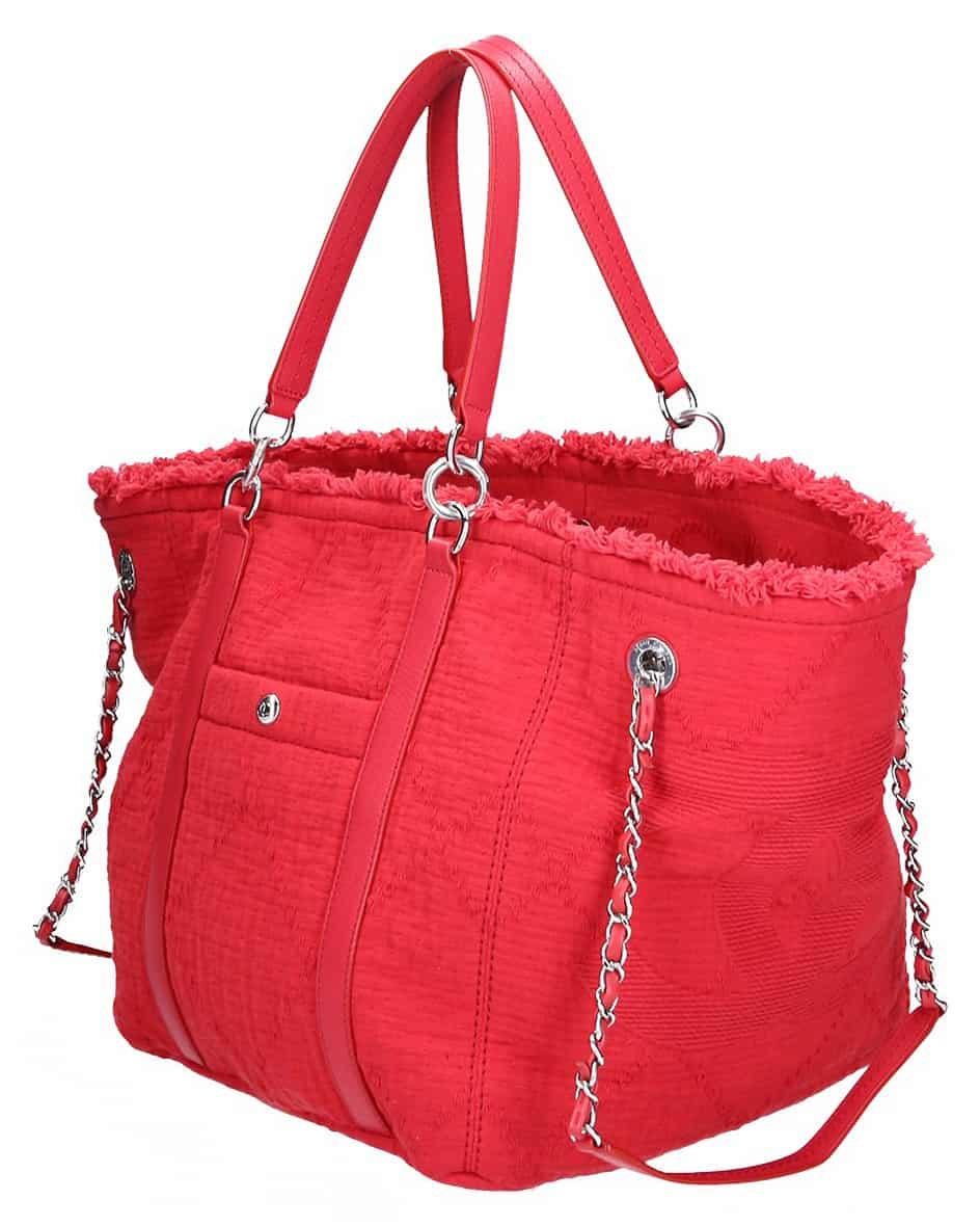 Chanel Shopper Handtasche Unisize