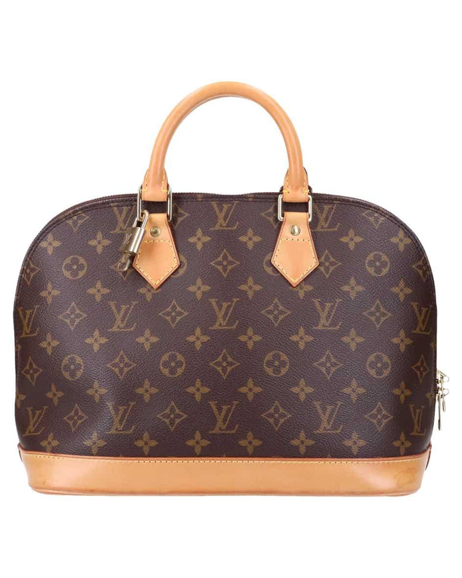 Louis Vuitton Alma Pm Henkeltasche