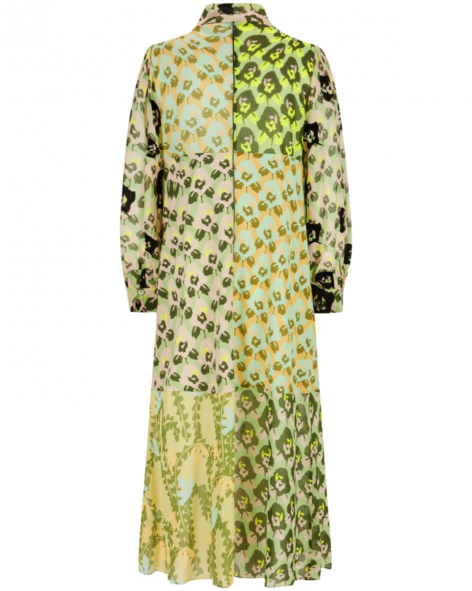 Flower Patch Kleid  42