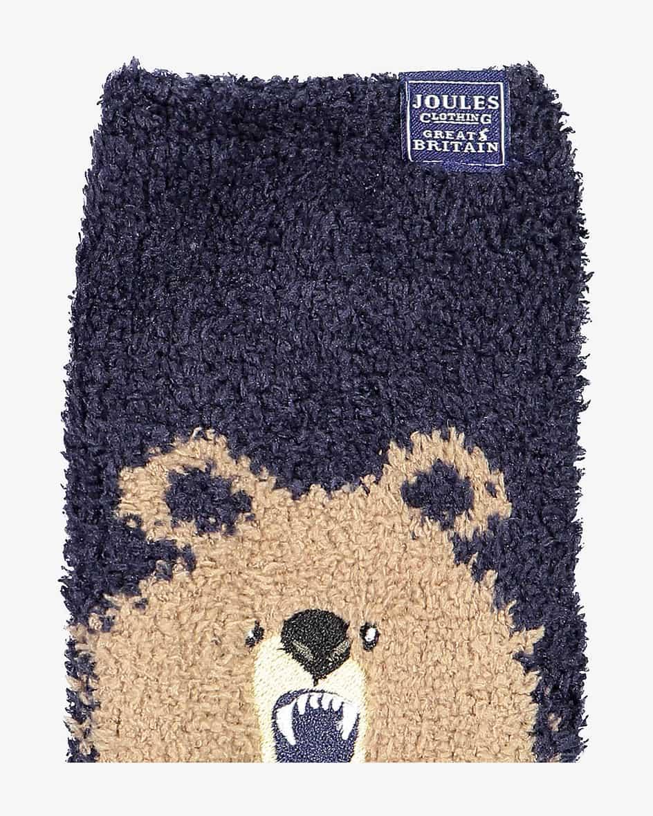 Fluffy Kinder-Socken 24-27