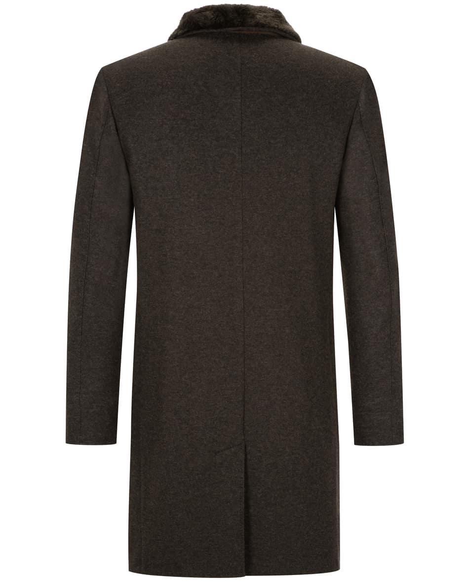 Sweater Coat Cashmere-Mantel  L