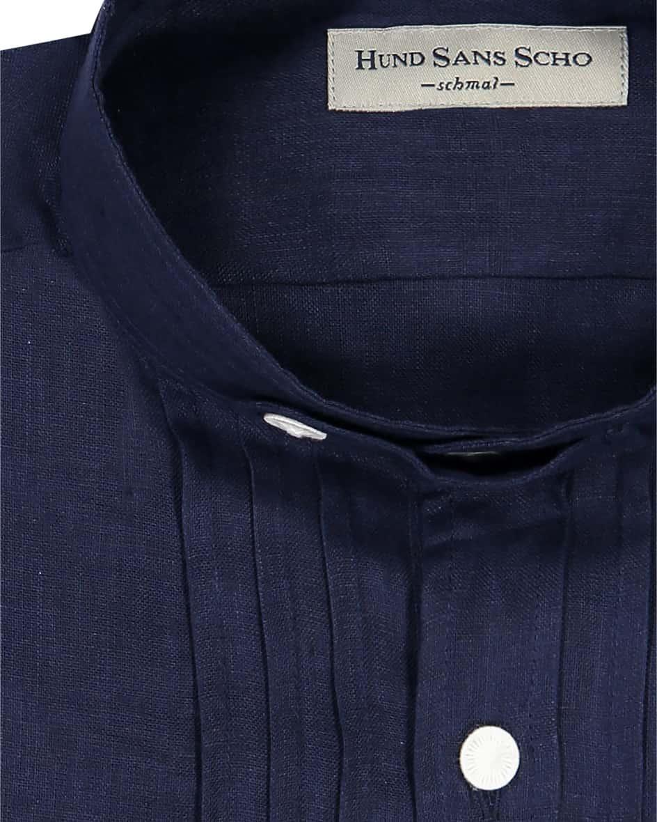 Trachten-Leinenhemd XL