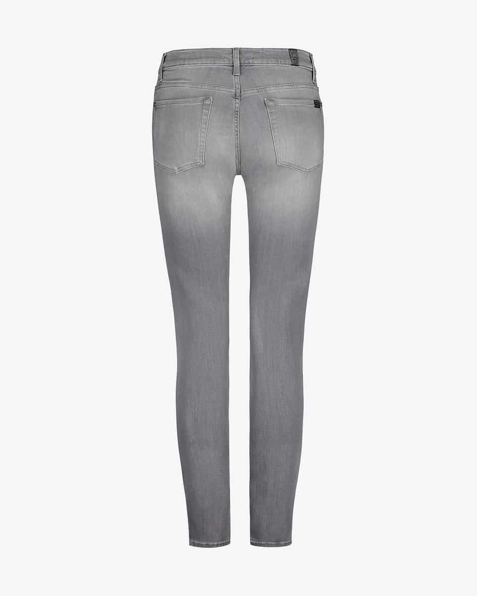 Jeans High Waist Super Skinny Slim Illusion 24