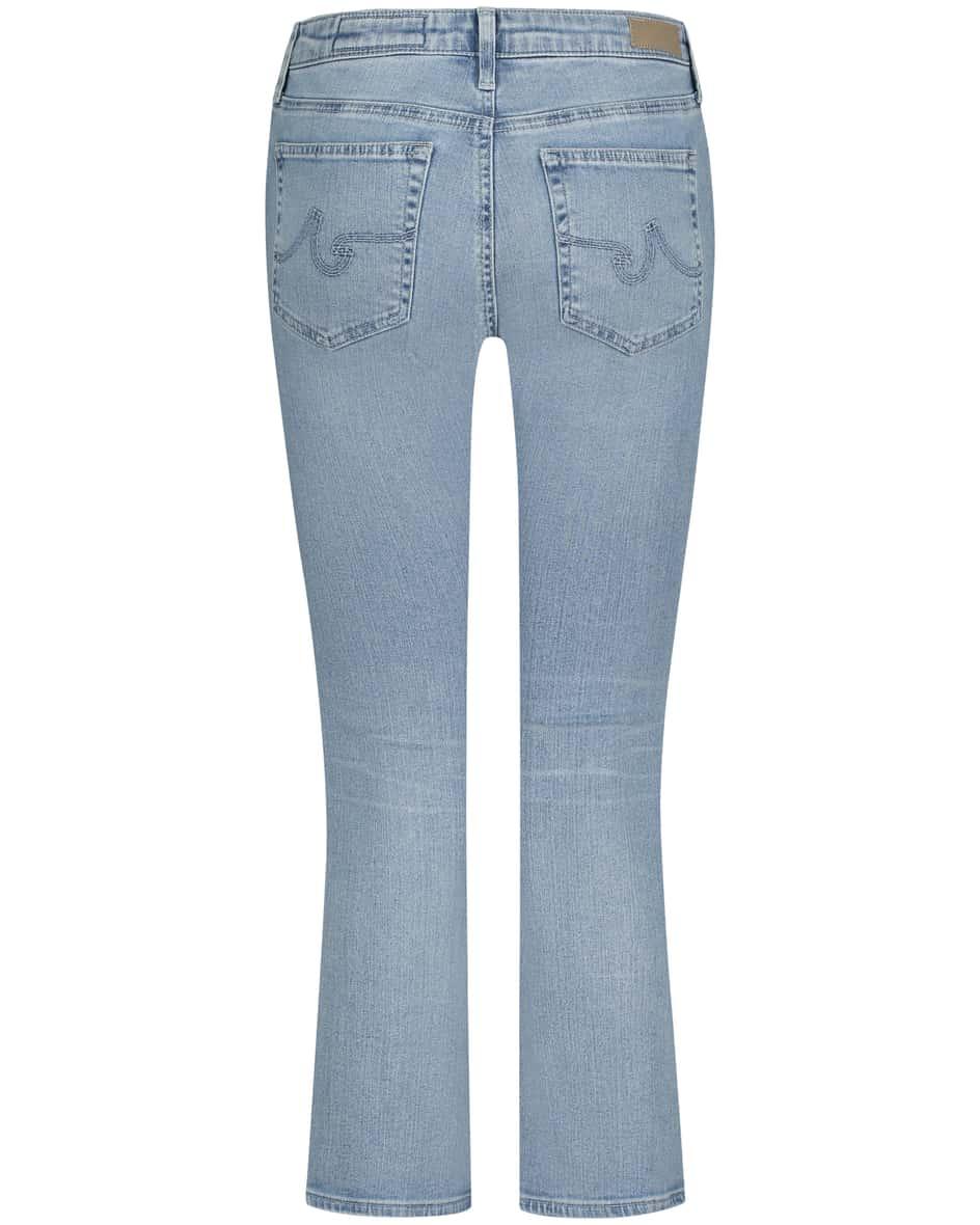 Jodi 7/8-Jeans Crop High Rise Slim Fare  29