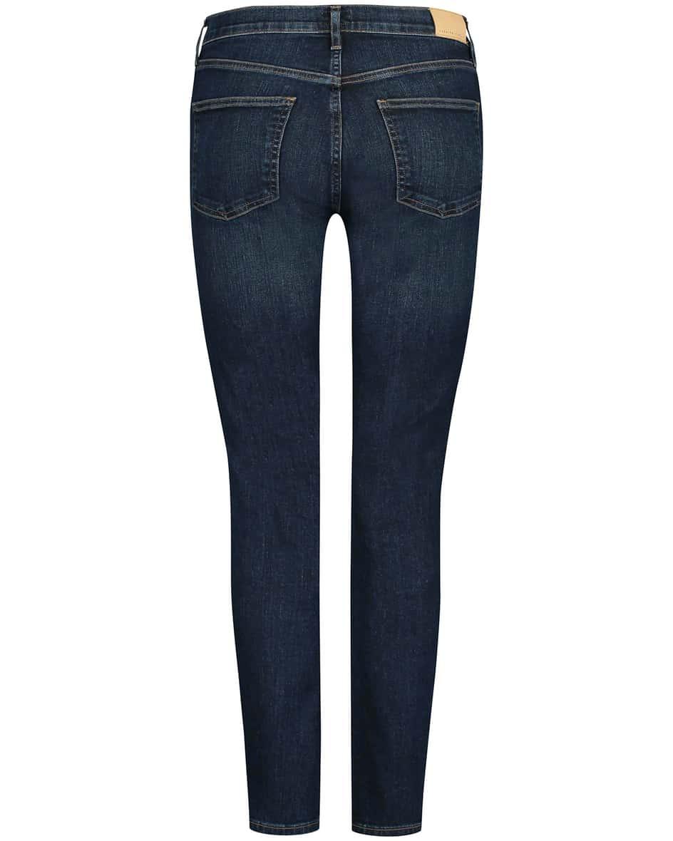 Skyla Jeans Mid Rise Cigarette  25