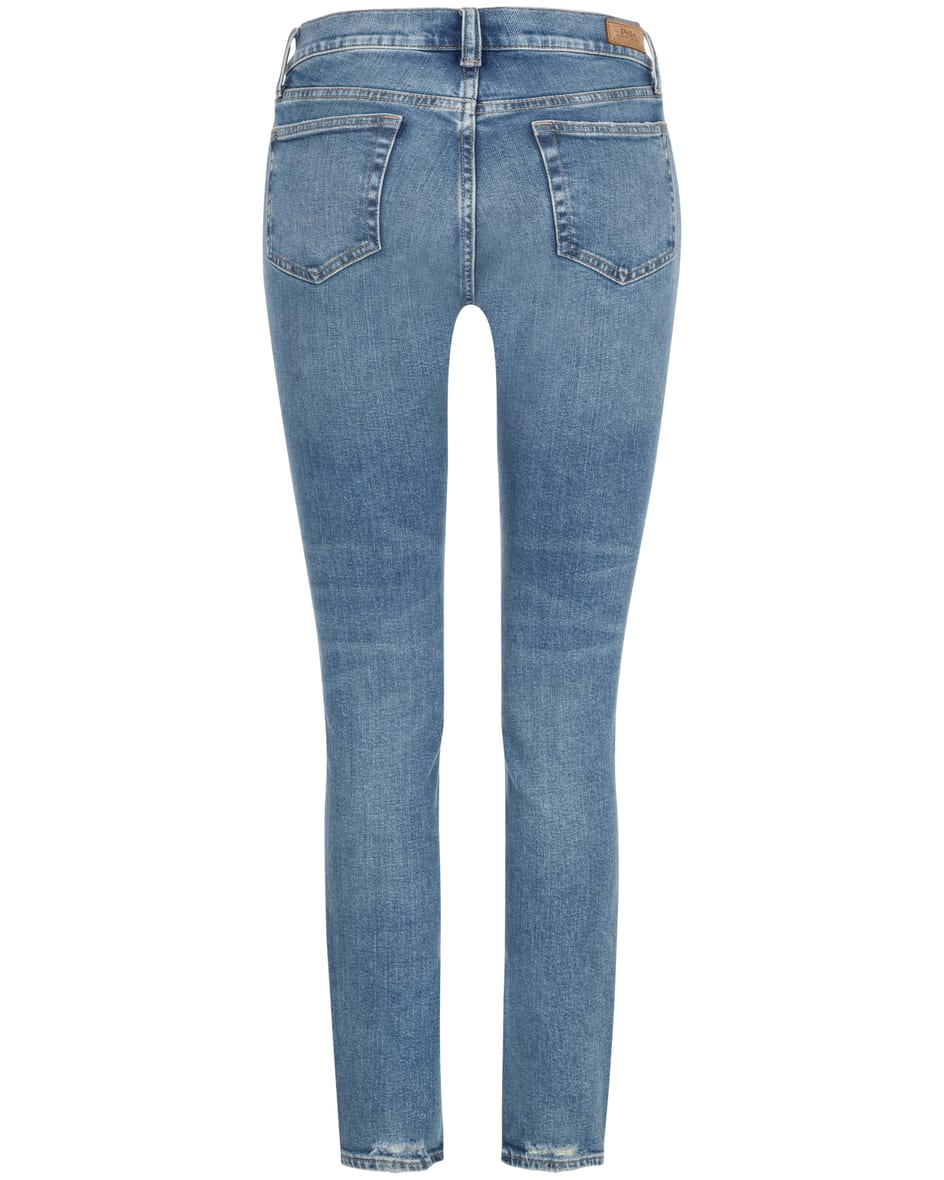 The Tompkins Jeans Mid Rise Skinny  30
