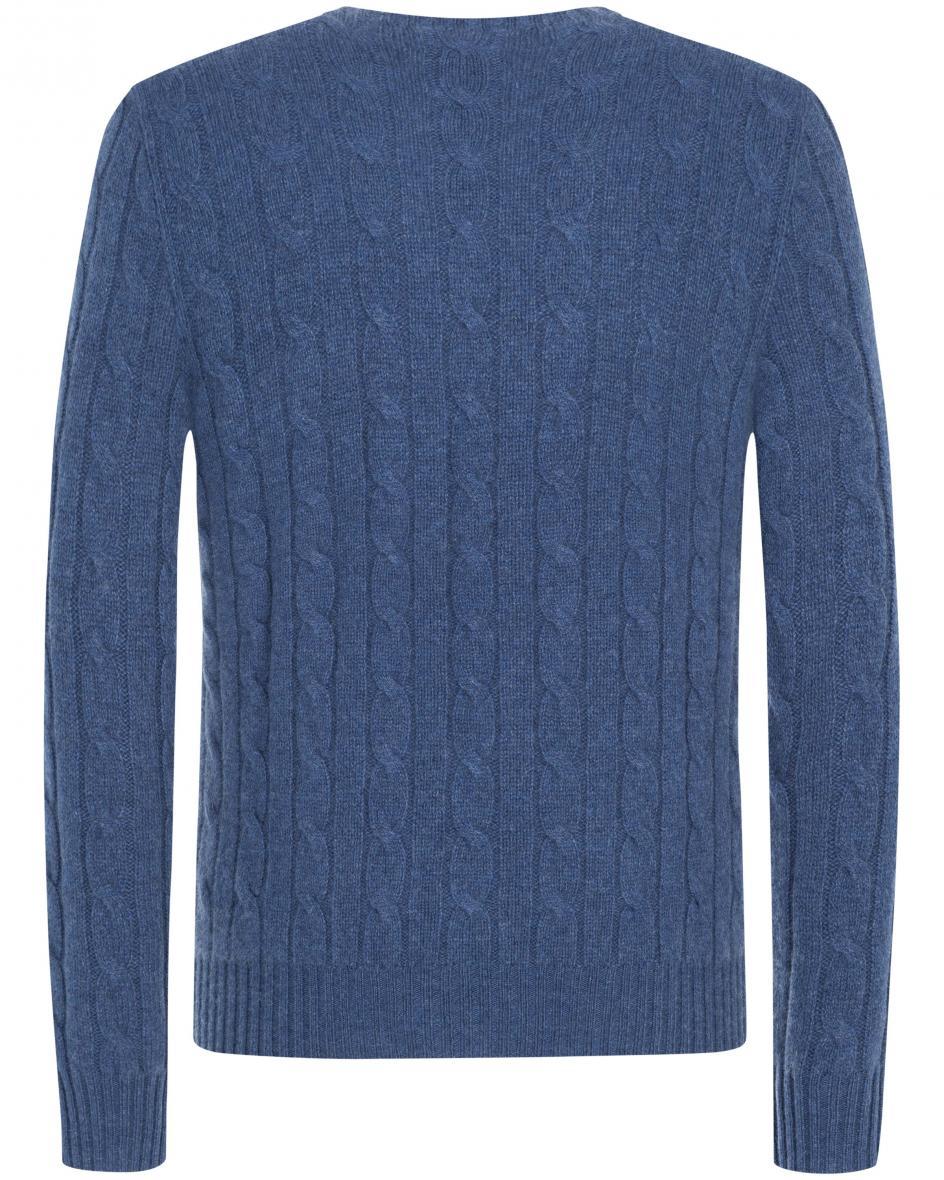 Cashmere-Pullover L