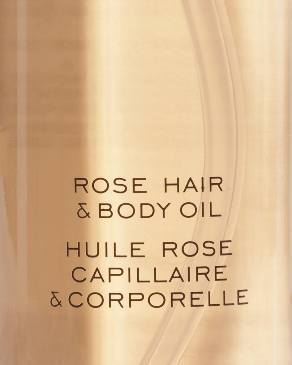 Rose Hair and Body Oil Unisize