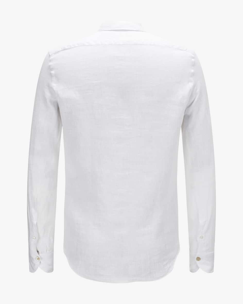 Leinenhemd Slim Fit XL
