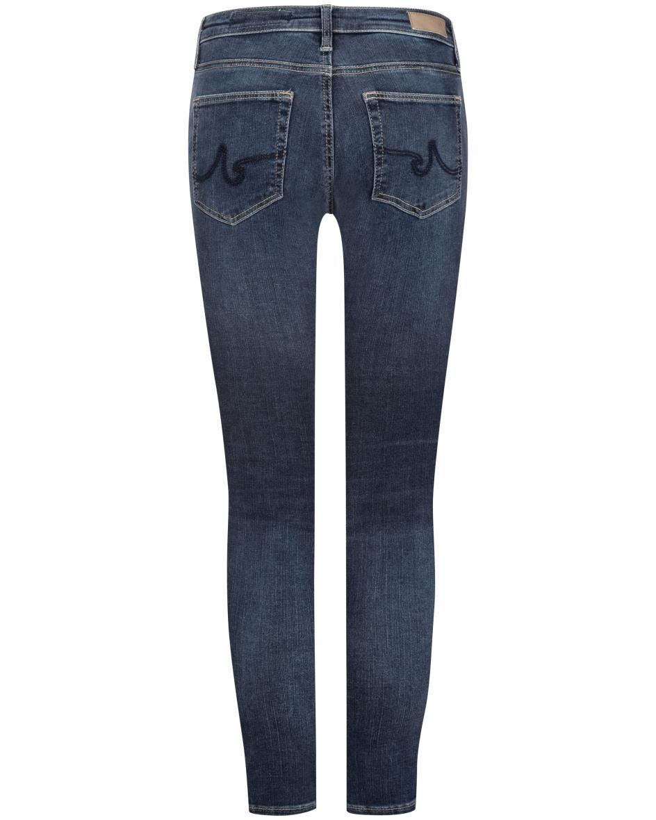 Farrah High Rise 7/8-Jeans Skinny  28