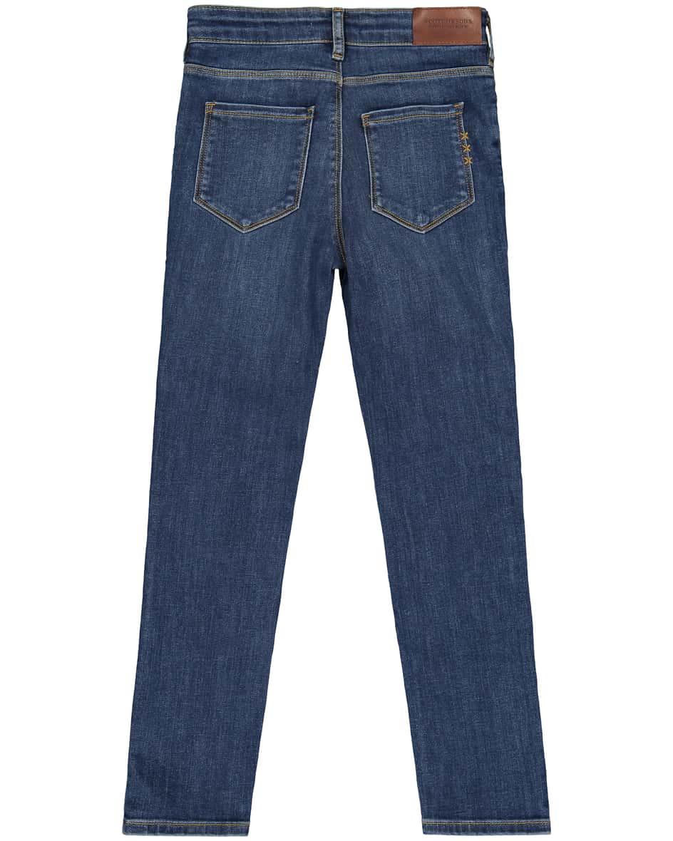 La Charmante High Rise Mädchen-Jeans Skinny 152