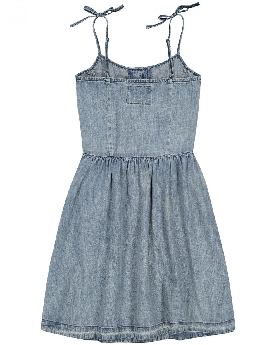 Mädchen-Kleid 128