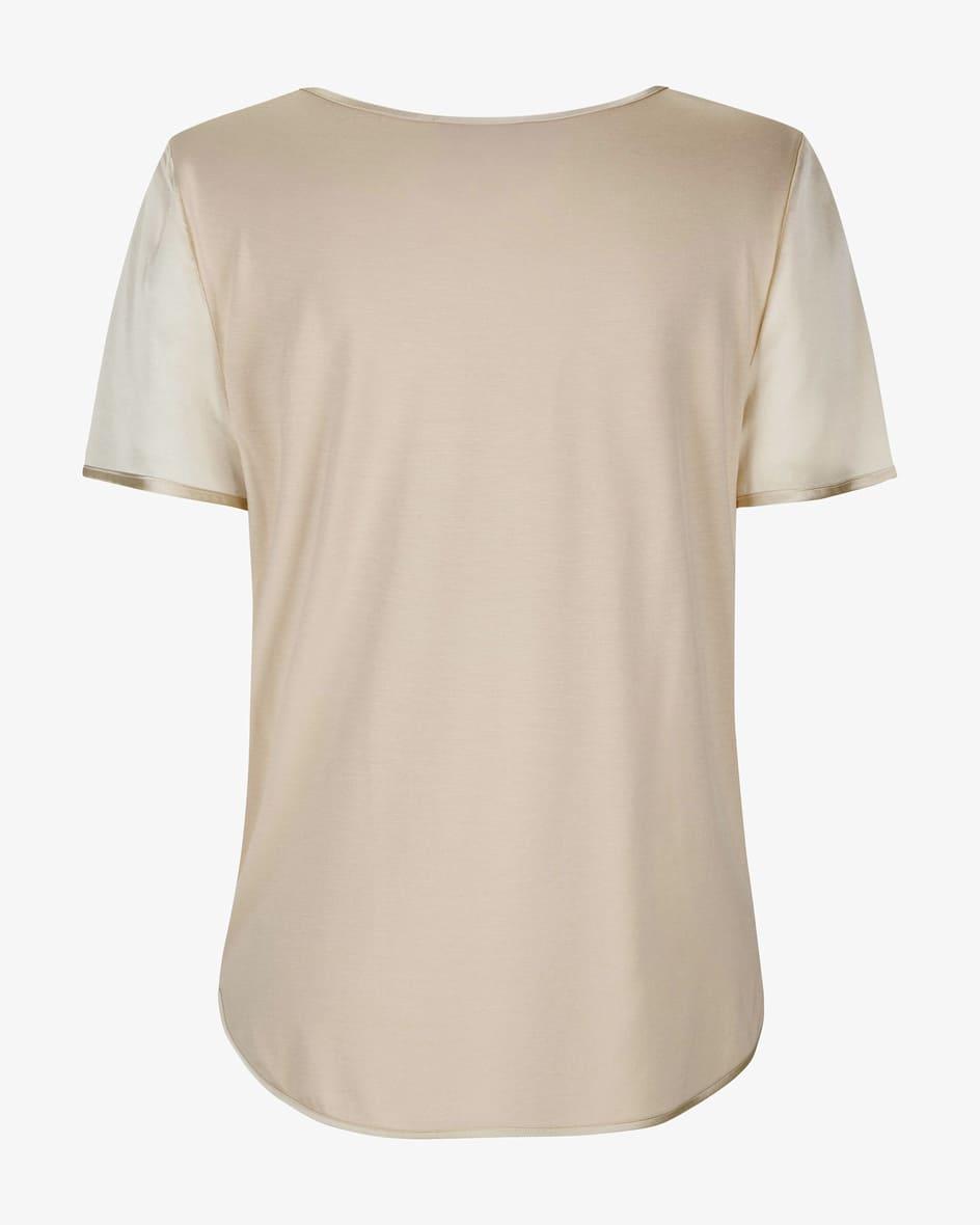 Seiden-Blusenshirt 40