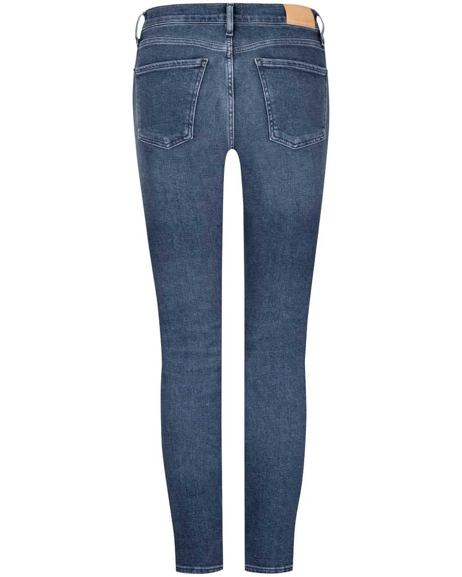 Olivia Jeans High Rise Slim 24